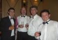 Matt Carter,Big Rhod Evans, Dave Pemberton & Nick Willets